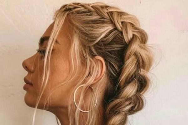Los peinados con trenzas más cool