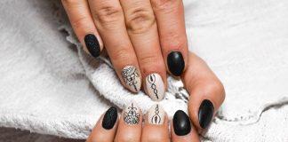 Las uñas de gel de las famosas