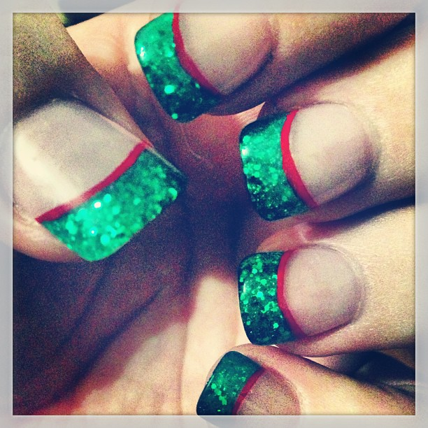 ideas manicura francesa